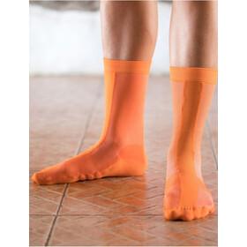 Santini Classe Mid Socks Herren arancio fluo